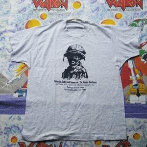 Vtg Vietnam war shirt